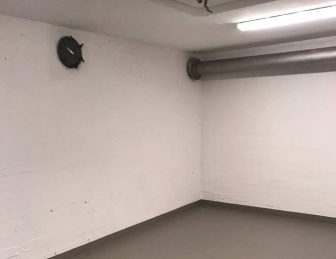 Måleri-skyddsrum